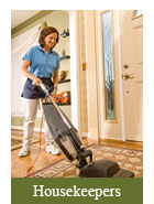 PVDA provides housekeepers and maids to keep your home sparkling clean.